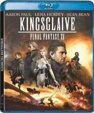 "Nozue Takeshi ""Kingsglaive: Final Fantasy XV"" Japanese Animation R- A Blu-Ray"