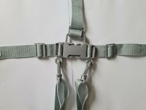 5 Point Harness Safety Strap for High Chair Stroller Fits Many Brands Brand New