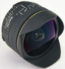 NIKON SIgma EX 15mm 2.8 DG
