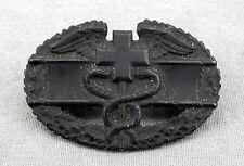 US Military Army Medic Caduceus Medical Symbol USA Medal Cross Pinback Lapel Pin
