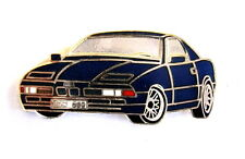 AUTO Pin / Pins - BMW 850i / blau [1122]