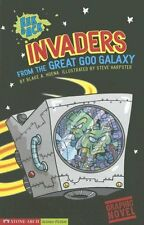 Invaders from the Great Goo Galaxy: Eek & Ack (Gra