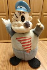 Vintage Popeye Roly Poly Musical Toy, By Gund, Gunderful Creation, Japan