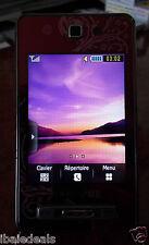 Portable Unlocked Mobile SAMSUNG F480i Player Style i La Fleur Débloqué 3G