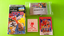 AREA 88 / jeu Super Famicom - NINTENDO / SFC / JAPAN
