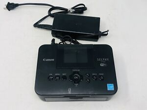 Canon CP910 SELPHY Wireless WIFI Compact Photo Color Printer (BLACK) READ