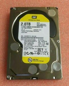 """Western Digital Enterprise Grade WD 2TB 3.5"""" 7.2K SATA 6G HDD WD2000FYYZ"""