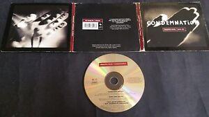 Depeche Mode Condemnation Paris Mix Rush remix 4 Track CD BONG23 Stereo Gahan