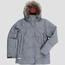 HOLDEN Women's BLISS Down Jacket - Chambray - Medium - NWT