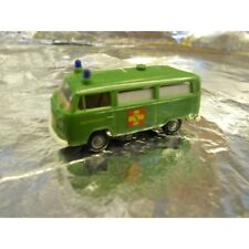 ** Brekina 33253 VW T2 Van Green ASB 1:87 HO Scale