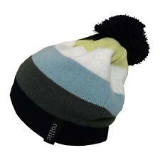 Rollic Gear Bruiser Limeade One Size Knit Acrylic Yarn Hat Beanie Cap Hat Snow