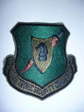 US AIR FORCES ELECTRONIC SECURITY COMMAND SUBDUED PATCH