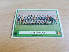 Image Panini Euro Soccer 78 - Club Brugge - N° 1