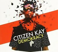 Kay Citizen - Demokracy [New CD] Explicit, Digipack Packaging