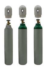 Una botella de gas CO2 Cilindro Nuevo Completo! 1.8m3 8L 5kg 40 ~ 60 bares entrega UK LIBRE!