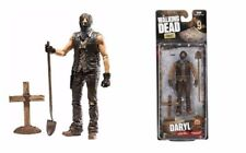 New THE WALKING DEAD Grave-Digger DARYL DIXON amc TV Series 9 Action Figure