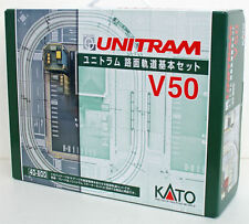 NEW KATO UNITRAM 40-800 V50 BASIC TRACK SET.