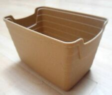 "NEW STEP 2 GRAND walk-in KITCHEN brown fruit/food ""Basket"" Replacement part"