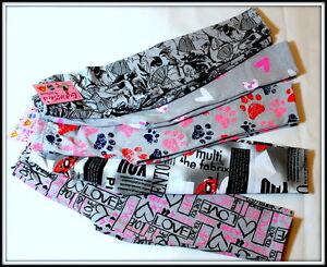 Girls Full Length Leggings size 1 3 4 5 6 7 8 9 10 11 12 13 14 age 12 patterns