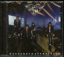 Lion Dangerous Attraction CD  reissue