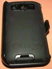 OtterBox Defender case HTC Desire HD & Inspire 4G w holster & B I screen prtr