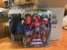 MOTUC,MOTU,FILMATION MODULOK 2.0,Masters Of The Universe Classics,MOC,He-Man