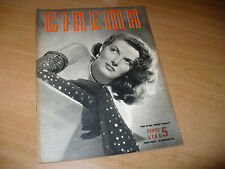 RIVISTA CINEMA NUOVA SERIE N.5 DICEMBRE 1948 JANE RUSSELL JEAN GABIN ARLETTY