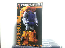New Transformers Final Victory Toys FV 03 Mighty Warriors Reckless Combt InStock