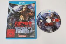 Devils's Third  Nintendo Wii U