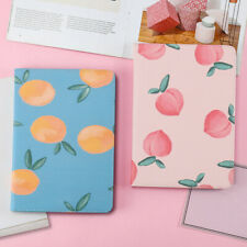 Cute Peach Leather Magnetic Smart Stand Case Cover For iPad 9.7 6th Air 10.5 Pro