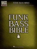 Funk Bass Bible, Paperback by Hal Leonard Publishing Corporation (COR), Brand...