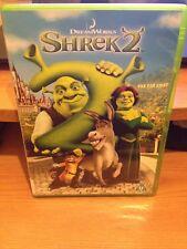 Shrek 2 2004 DVD