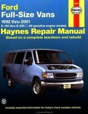 Ford Vans,1992-2001: Models E-150,E-250 and E350 Econoline Vans.. 160728