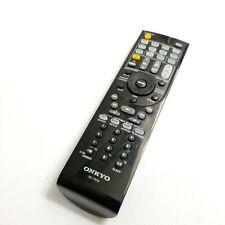 ONKYO RC-707M AV Receiver Remote Control: HT SP904 S6100 B SR508 S9300THX