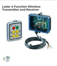Wireless Winch Remote Control,4 Function LODAR 11RX04