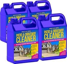 PATIO CLEANER STONE CONCRETE SLABS FLAGS PATH BLOCK PAVING DRIVE CLEANING 20L