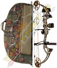 """Fred Bear Cruzer G2 Bow Realtree Edge Camo LH Package 5-70# 12-30"""" With Case"""