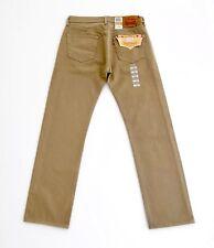 Levis 501 Jeans Mens Button Fly Blue Black Rinse Khaki White 30 32 34 36 38 40+