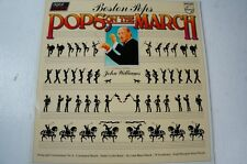 John Williams Pops on the March Pomp and Circumstance Strike up the band (LP21)
