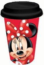 Disney all about me minnie ceramic travel mug