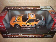 RADIOCOMANDATA STREET RACER ARANCIONE/GRIGIO  27Mhz    cod.1317