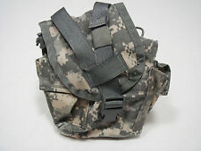 Military Surplus ACU MOLLE II Canteen Utility Pouch NEW