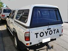 NEW DUAL CAB TEXTURED UTE CANOPY FOR HILUX 05+ MADE TO ORDER
