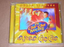 CD / LAS CHA CHA NOCHES / LA FIESTA CHA CHA / RARE COMPIL / NEUF SOUS CELLO