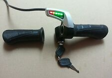 eBike Electric Scooter Throttle with Key 48V - e bike US SELLER