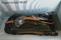 MONDO MOTORS RACING 1:43 AUTO DIE CAST CAR PAGANI ZONDA R EVO  ART 53166