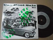 "CAR BOOT SALE // john farr ~ BILL [MINI1] 1993 - 7"" Sgle"