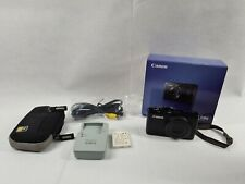 Canon PowerShot S95 + Deluxe Leather Case and Accessories - No Reserve!