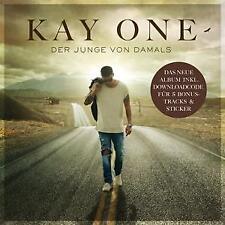 Der Junge Von Damals von Kay One (2016), Neu OVP, CD