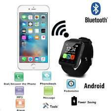 SMARTWATCH ANDROID BLUETOOTH PHONE OROLOGIO PER SAMSUNG A PPLE SMART WATCH